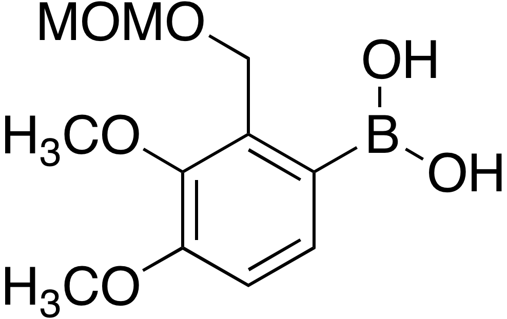 3,4-Dimethoxy-2-((methoxymethoxy)methylbenzeneboronic acid