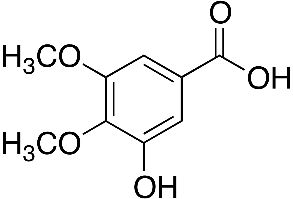 3-Hydroxy-4,5-dimethoxybenzoic acid