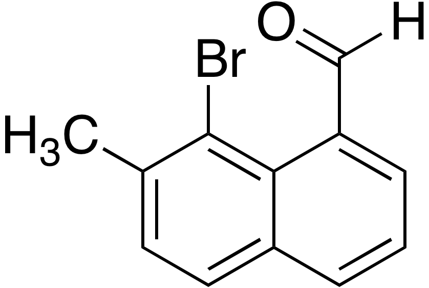 8-Bromo-7-methylnaphthalene-1-carboxaldehyde