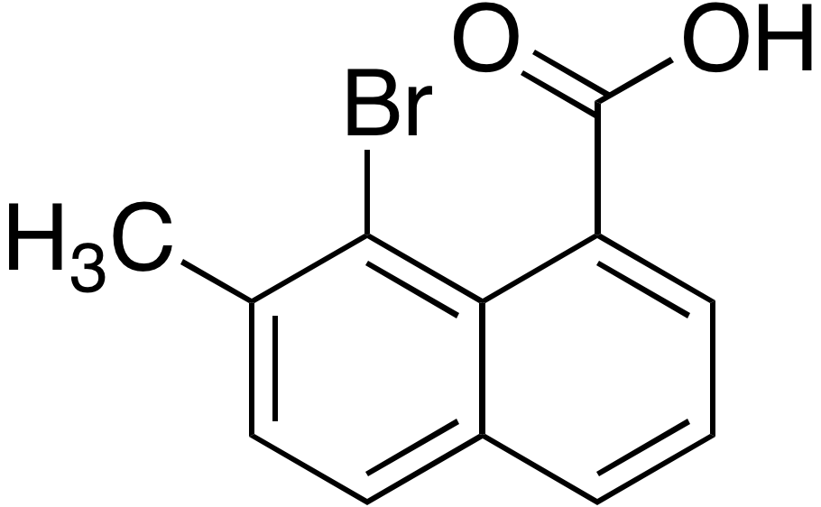 8-Bromo-7-methyl-1-naphthalenecarboxylic acid
