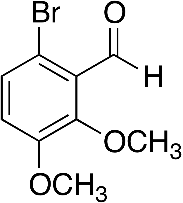 6-Bromo-2,3-dimethoxybenzaldehyde
