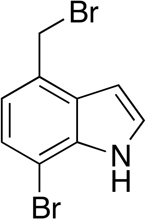 7-Bromo-4-bromomethylindole