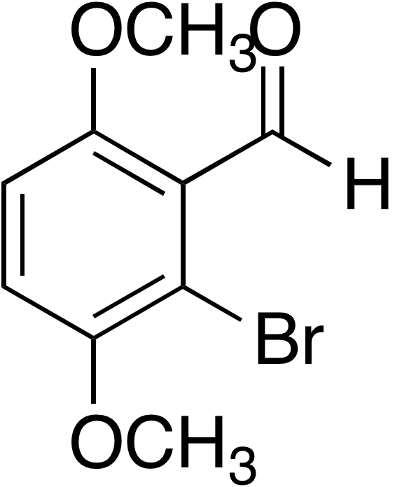 2-Bromo-3,6-dimethoxybenzaldehyde