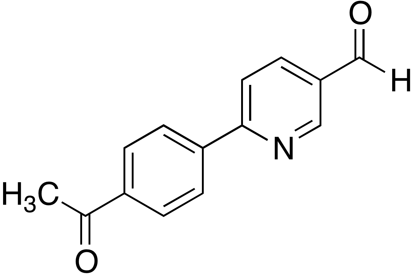 6-(4-Acetylphenyl)nicotinaldehyde