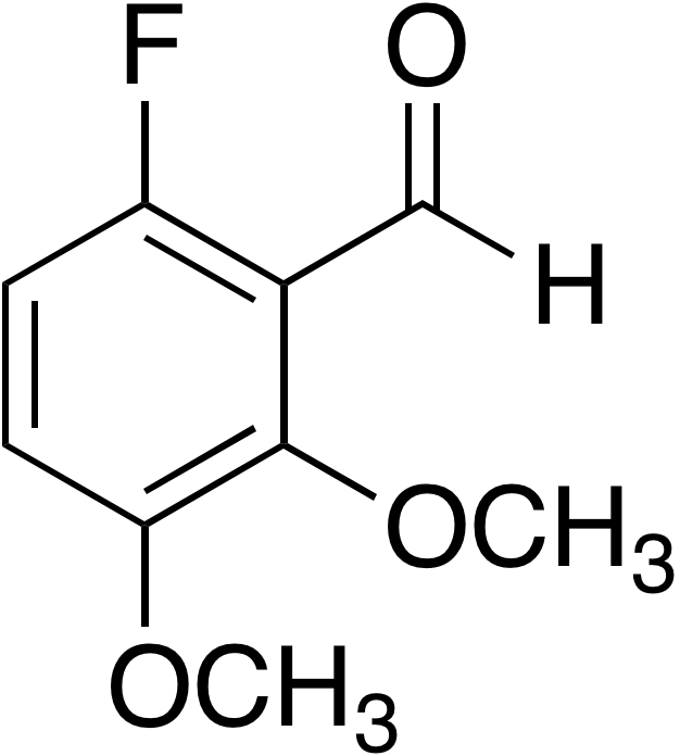6-Fluoro-2,3-dimethoxybenzaldehyde