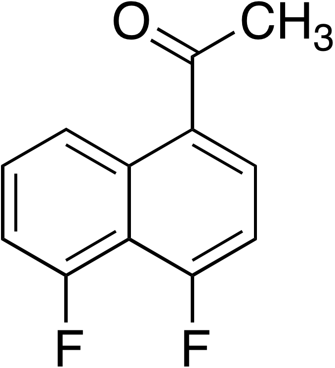 1-Acetyl-4,5-difluoronaphthalene