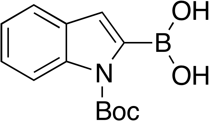 N-Boc-indole-2-boronic acid