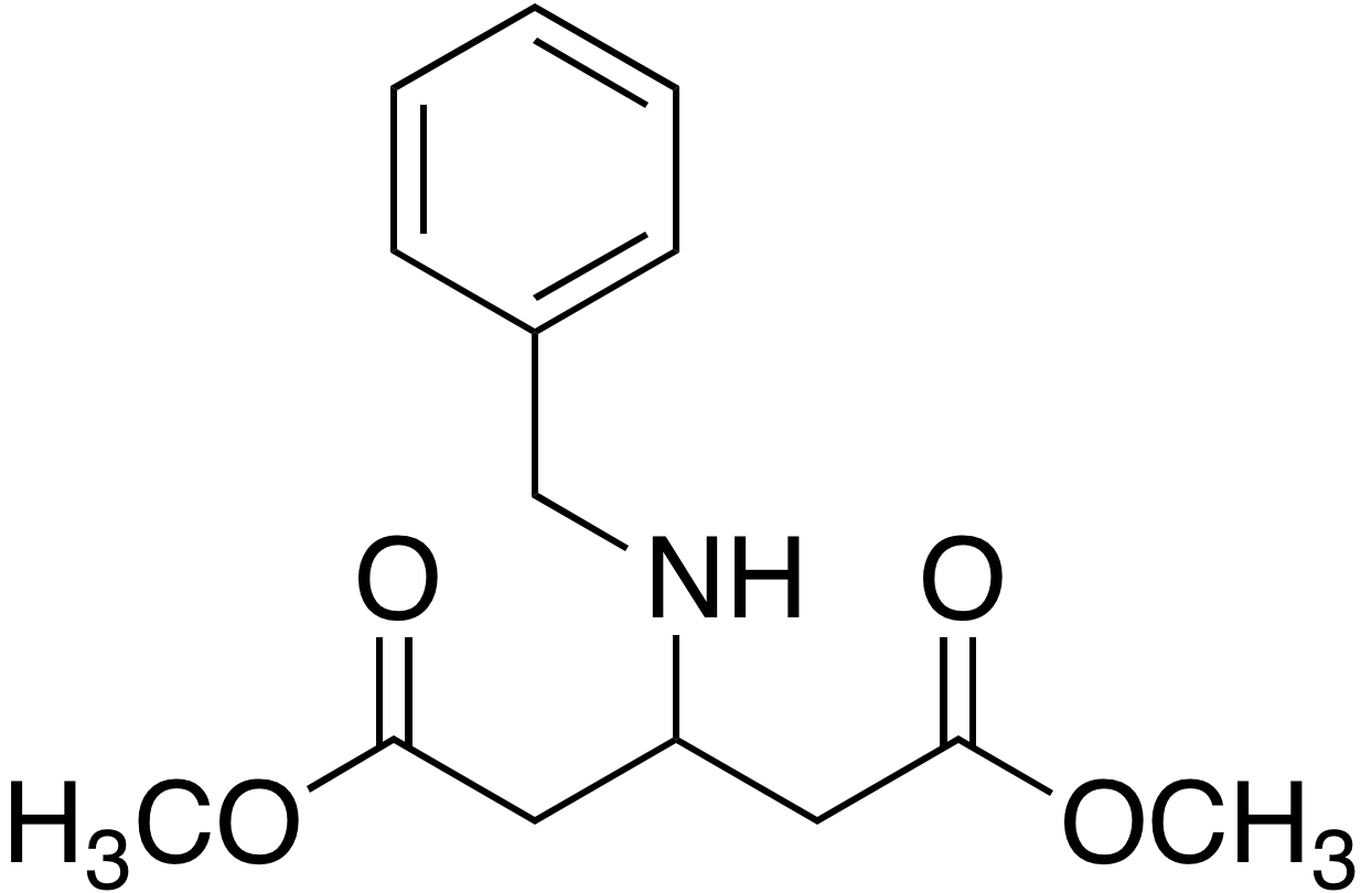 Dimethyl 3-(Benzylamino)glutarate
