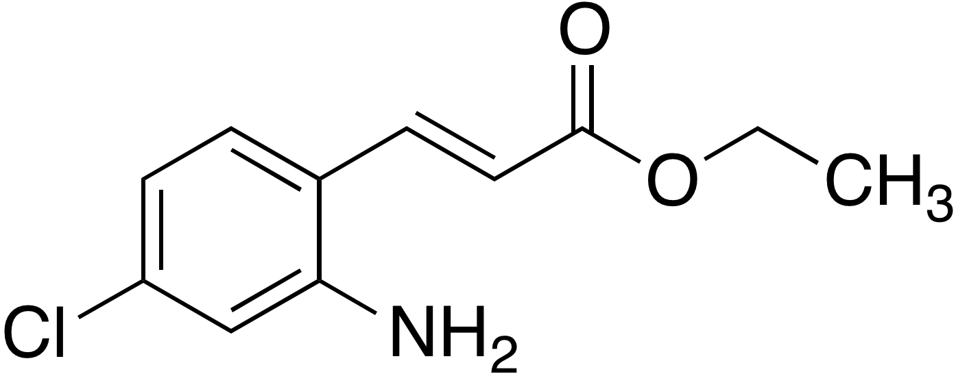 (E)-Ethyl 3-(2-amino-4-chlorophenyl)acrylate