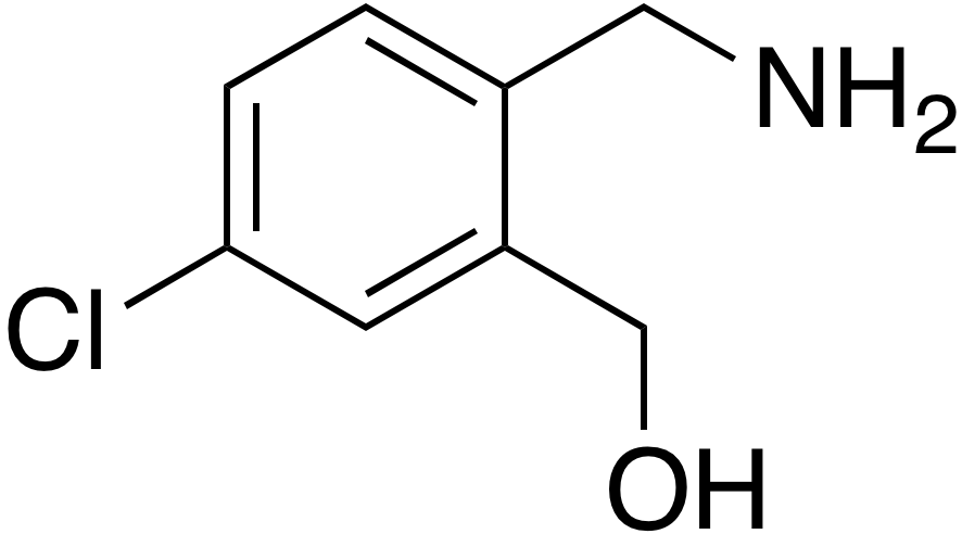 2-Hydroxymethyl-4-chlorobenzylamine