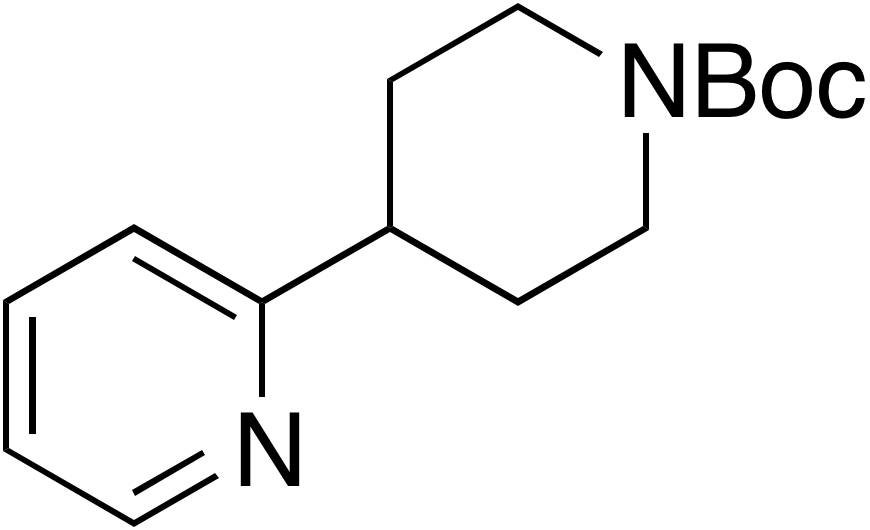 tert-Butyl 4-(pyridin-2-yl)piperidine-1-carboxylate