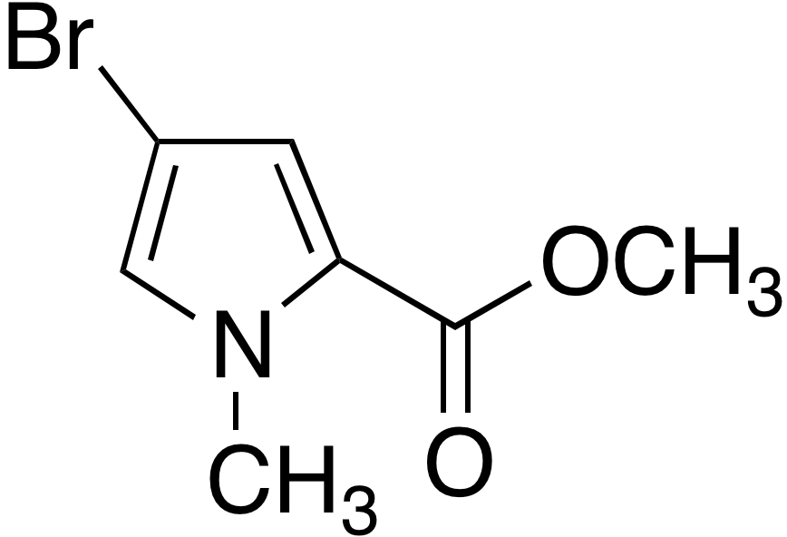 Methyl 4-bromo-1-methylpyrrole-2-carboxylate