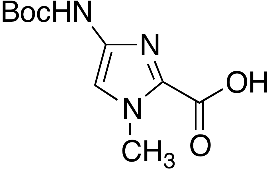 4-(Boc-amino)-1-methylimidazole-2-carboxylic acid
