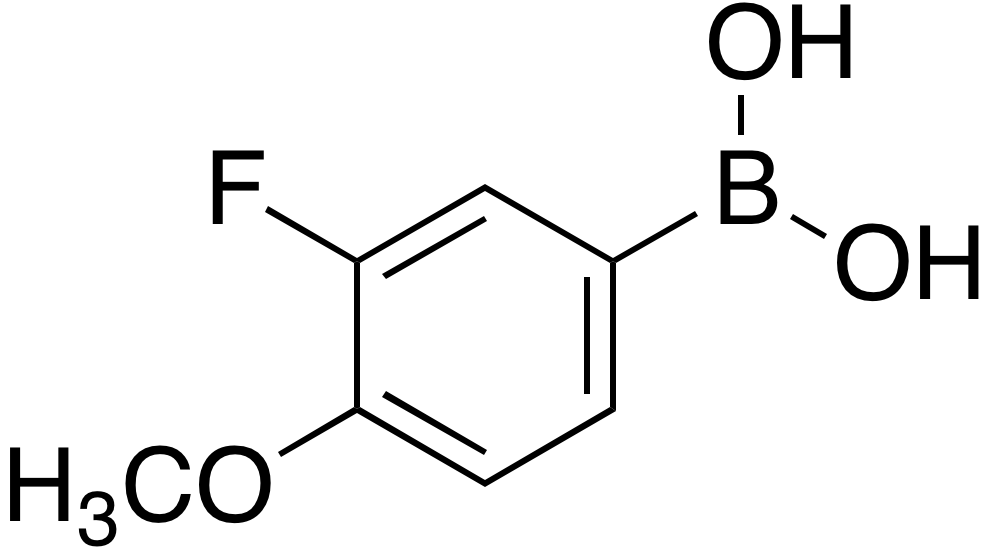 3-Fluoro-4-methoxybenzeneboronic acid