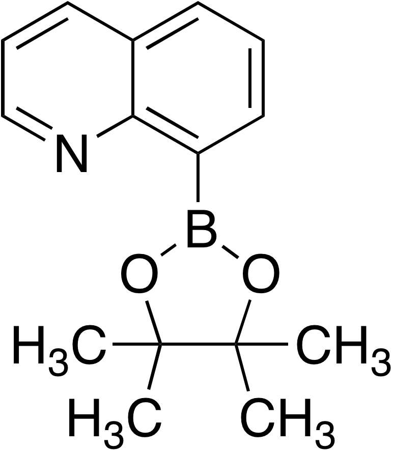 Quinoline-8-boronic acid pinacol ester