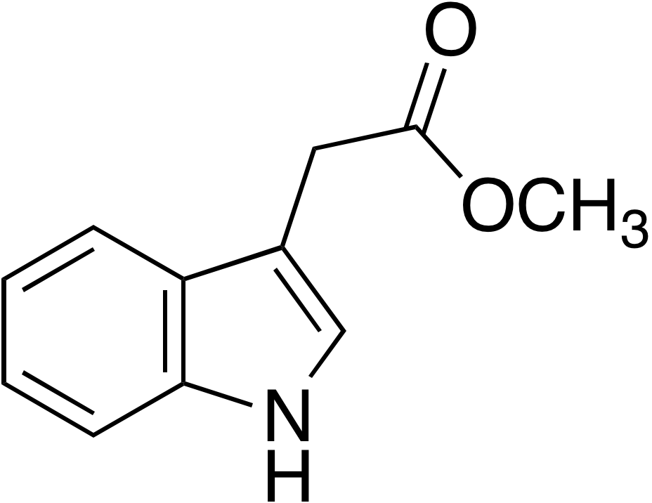 Methyl 3-indolylacetate