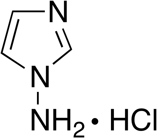 1-Aminoimidazole hydrochloride