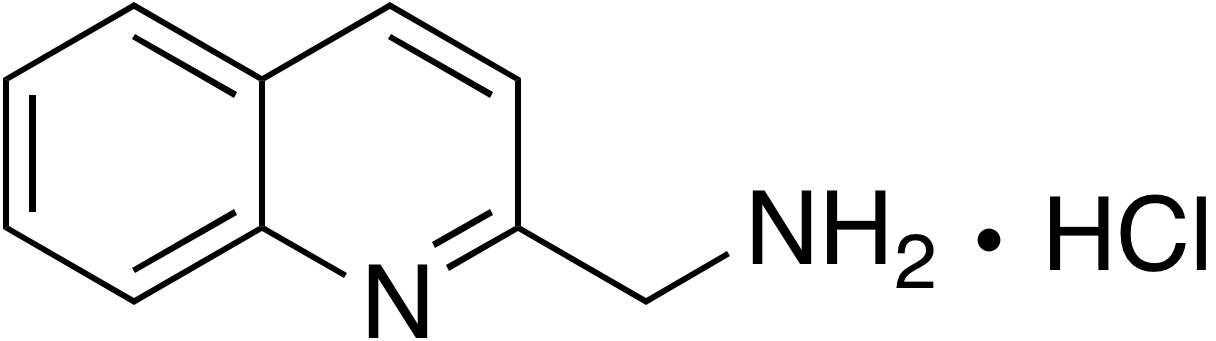 2-Quinolinemethylamine hydrochloride