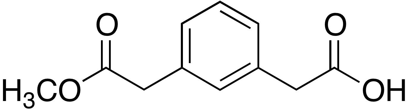 (3-Methoxycarbonylmethylphenyl)acetic acid