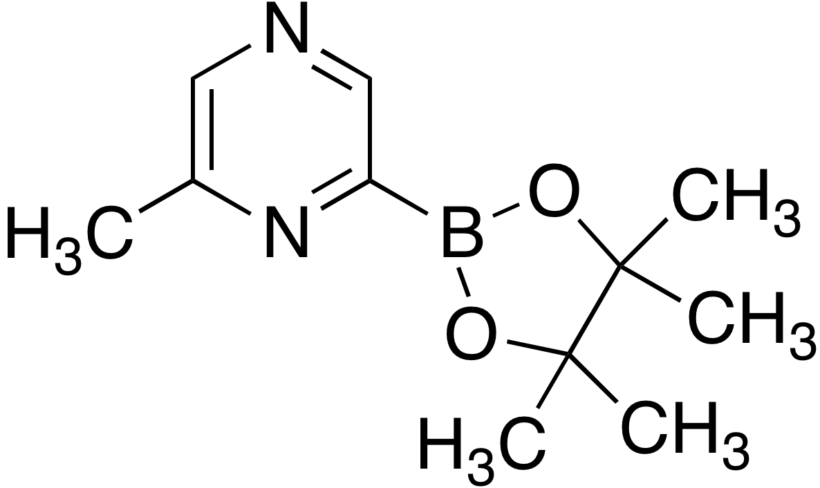 6-Methylpyrazine-2-boronic acid pinacol ester
