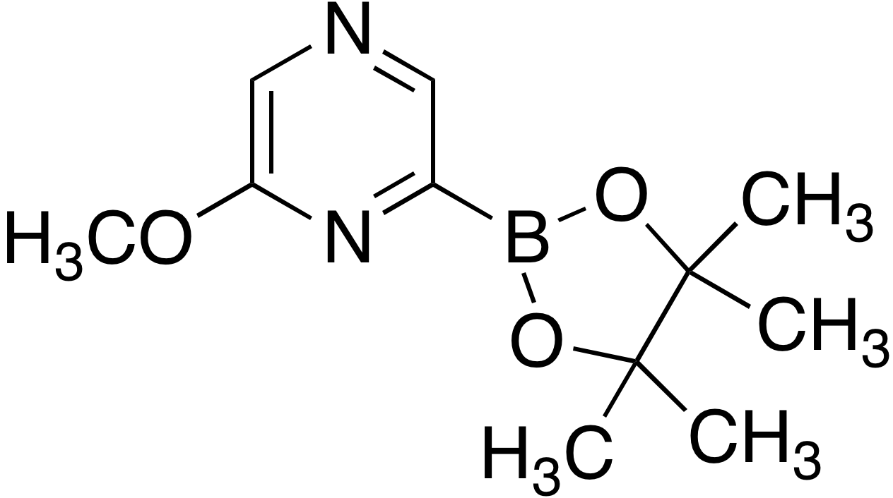 6-Methoxypyrazine-2-boronic acid pinacol ester