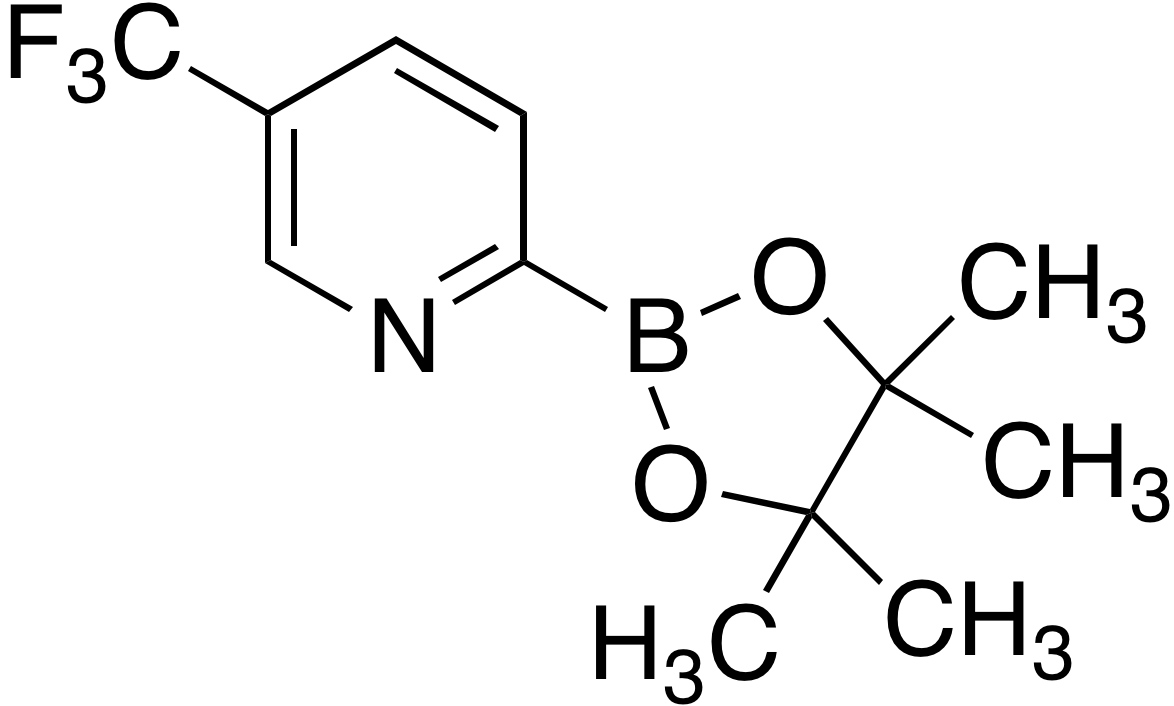 5-(Trifluoromethyl)pyridine-2-boronic acid pinacol ester