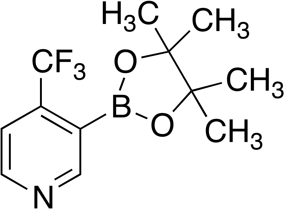 4-(Trifluoromethyl)pyridine-3-boronic acid pinacol ester