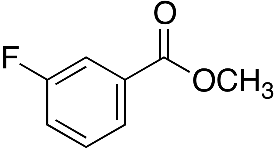 Methyl 3-fluorobenzoate