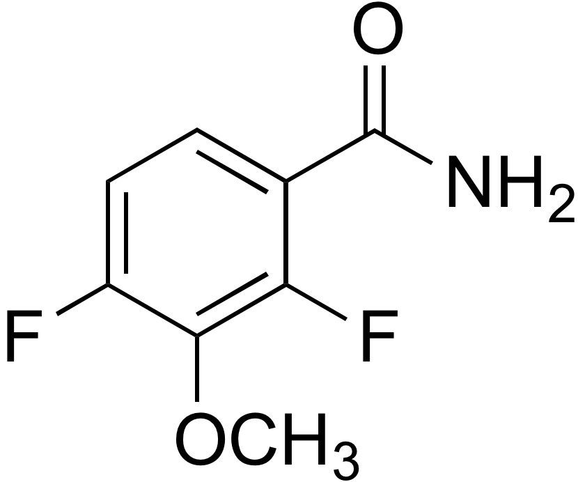 2,4-Difluoro-3-methoxybenzamide
