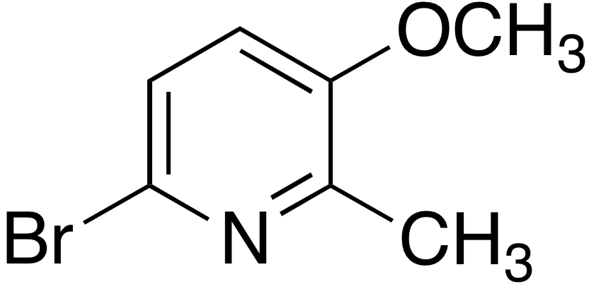 6-Bromo-3-methoxy-2-methylpyridine