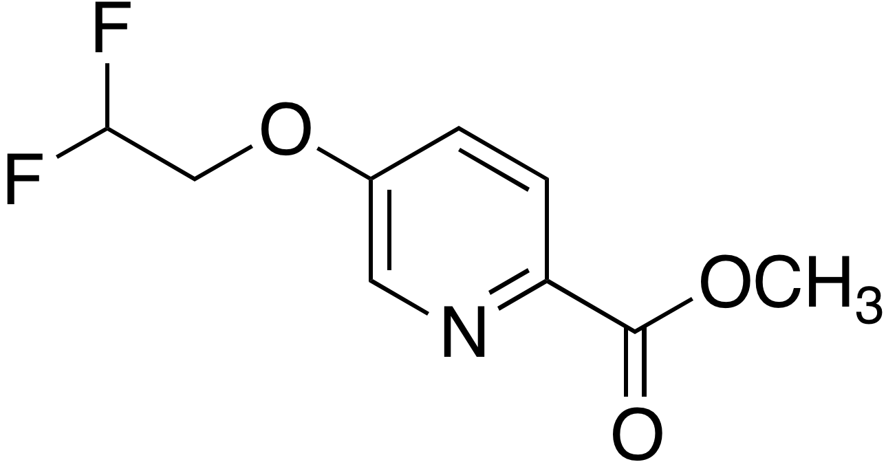 Methyl 5-(2,2-difluoroethoxy)picolinate
