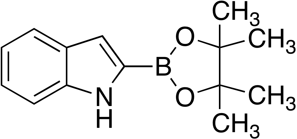Indole-2-boronic acid pinacol ester
