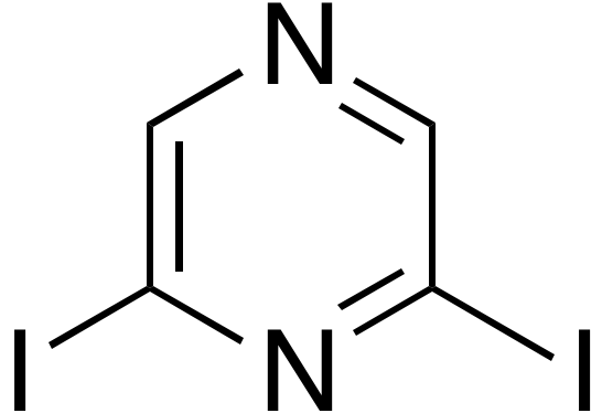 2,6-Diiodopyrazine