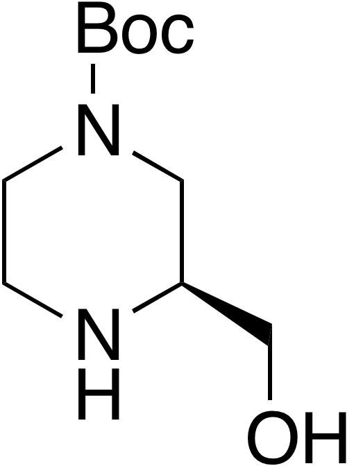 (S)-1-Boc-3-hydroxymethylpiperazine