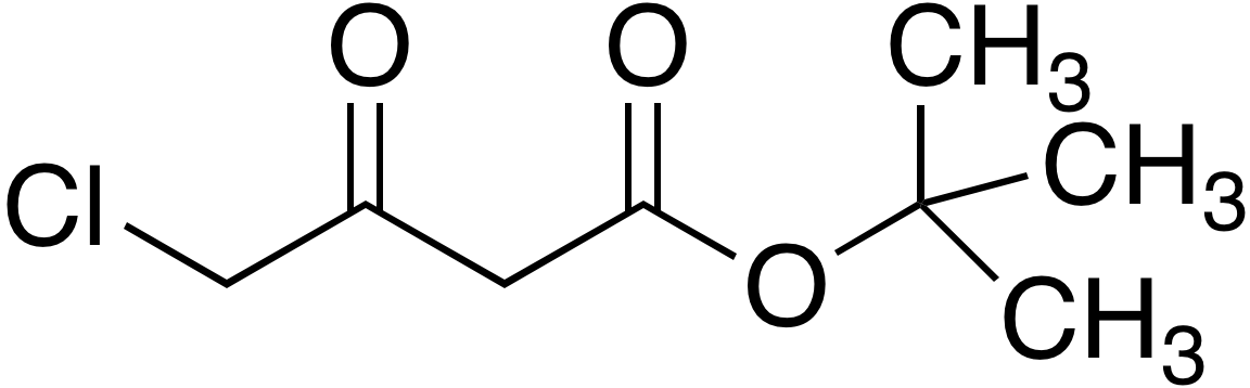 tert-Butyl-4-chloro-3-oxobutanoate