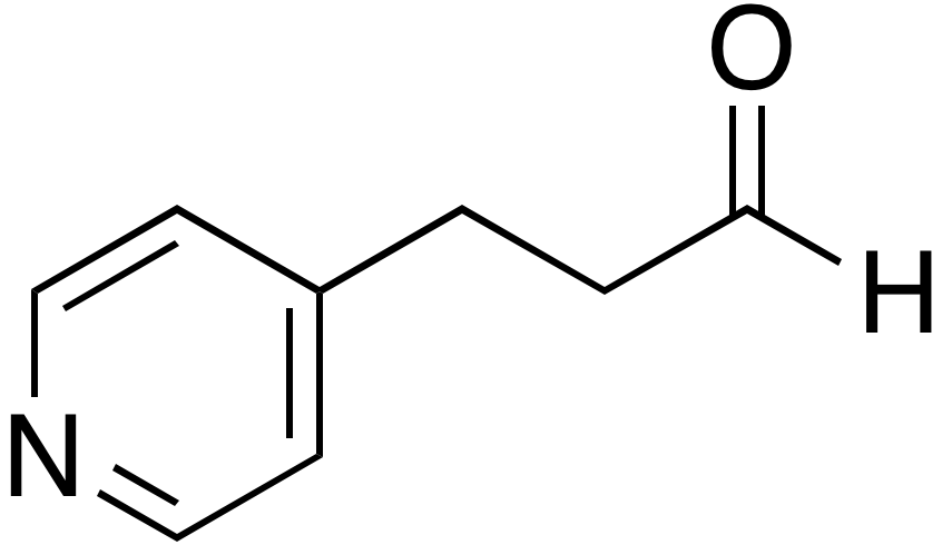 4-Pyridinepropionaldehyde