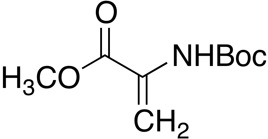 Methyl 2-(tert-butoxycarbonylamino)acrylate
