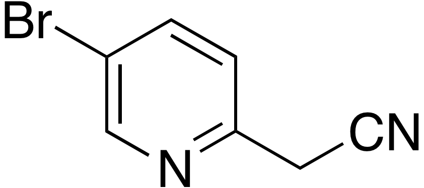 5-Bromo-2-cyanomethylpyridine