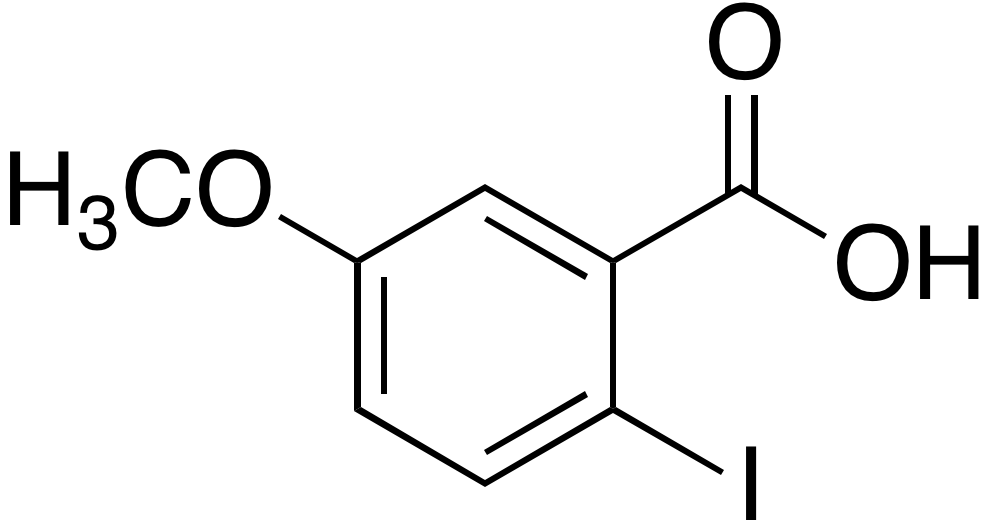2-Iodo-5-methoxybenzoic acid