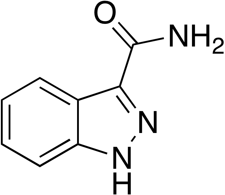 1H-indazole-3-carboxamide