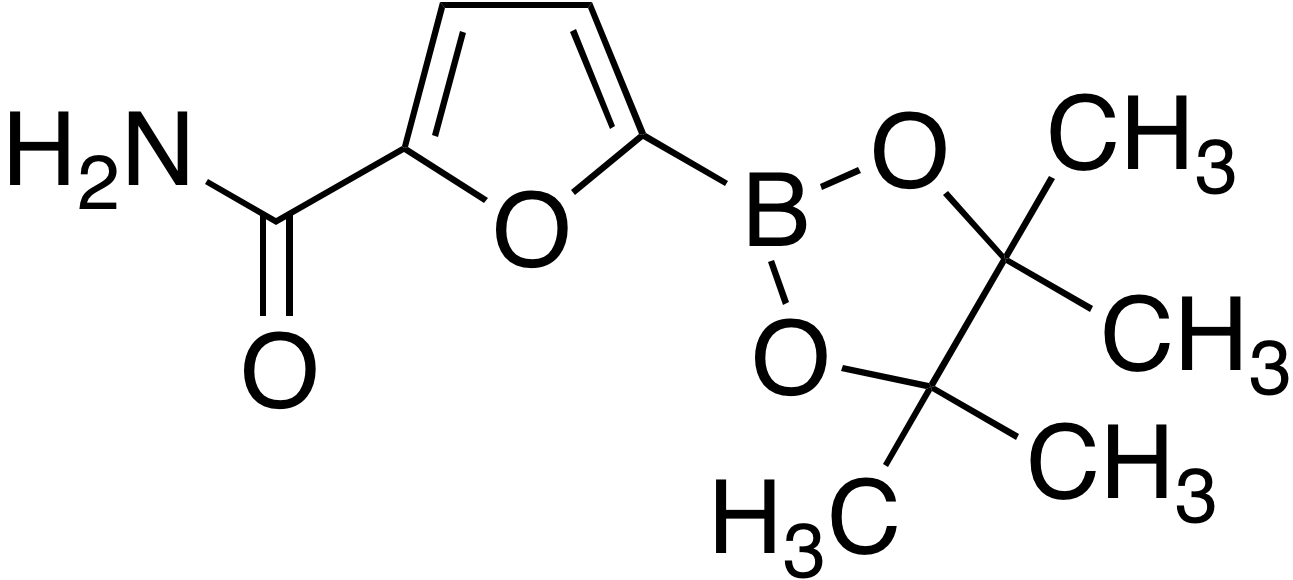 5-Carbamoylfuran-2-boronic acid pinacol ester