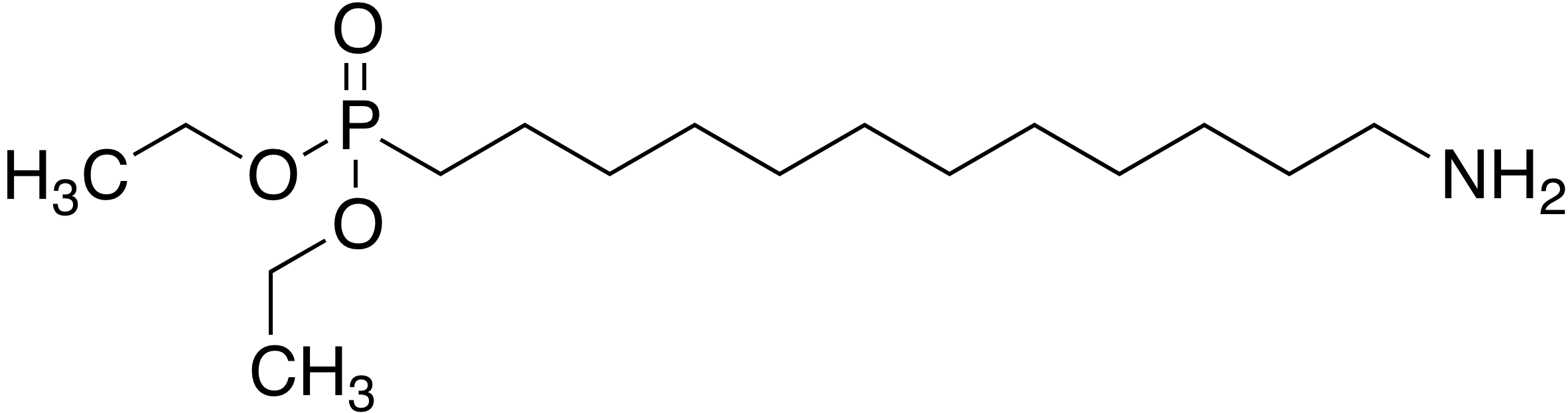 Diethyl (12-aminododecyl)phosphonate