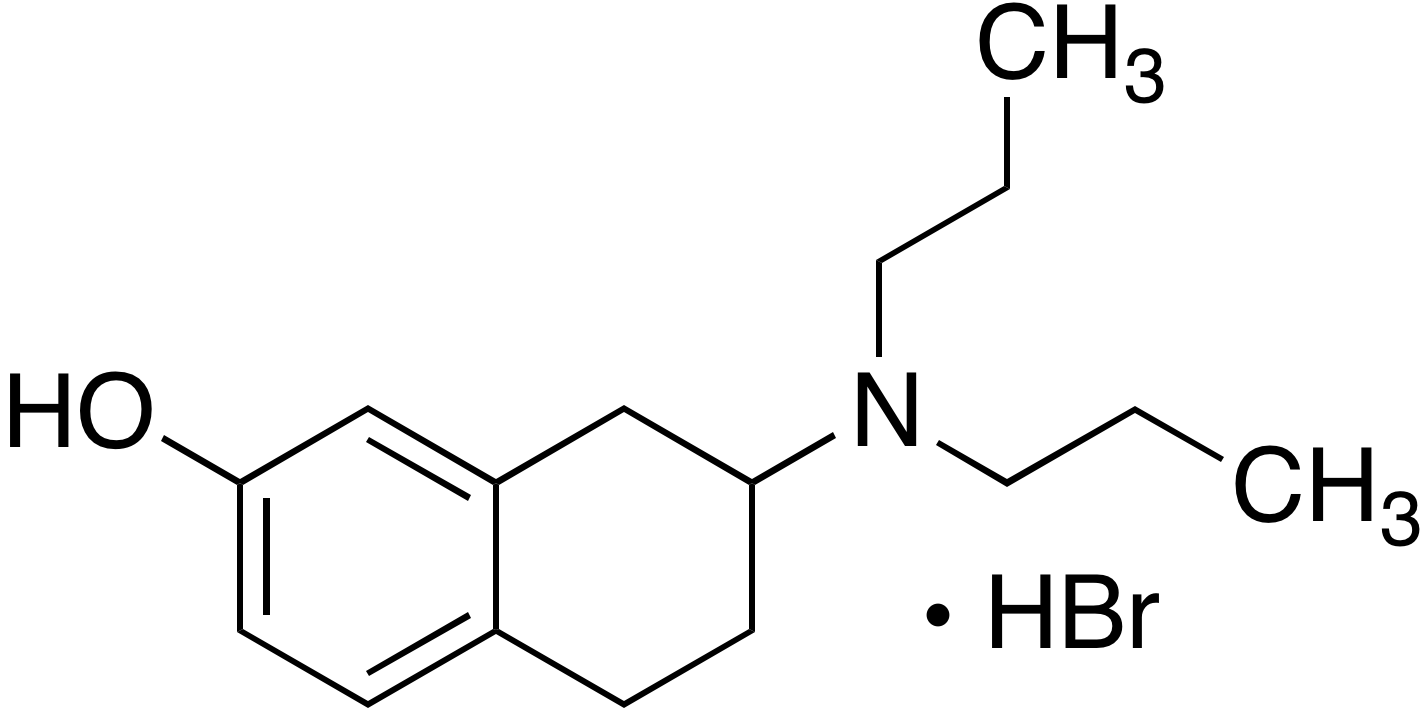 (±)-7-Hydroxy-2-dipropylaminotetralin hydrobromide