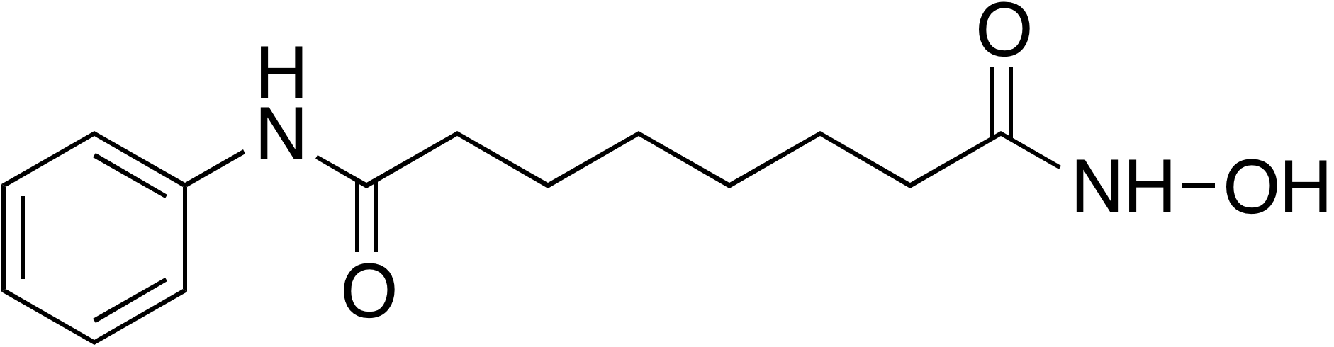 Suberoylanilide hydroxamic acid (SAHA)
