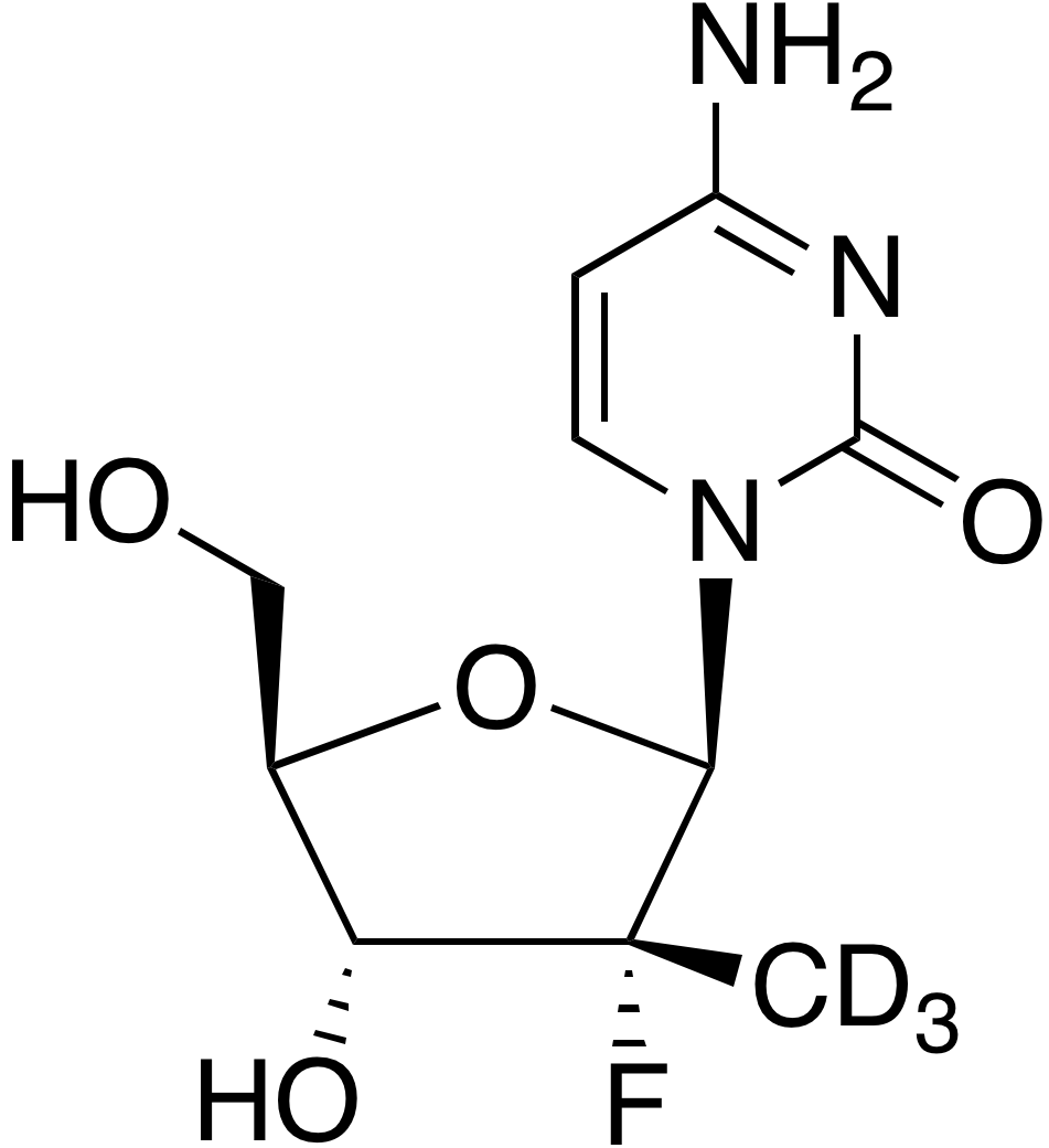 PSI-6130-d<sub>3</sub>