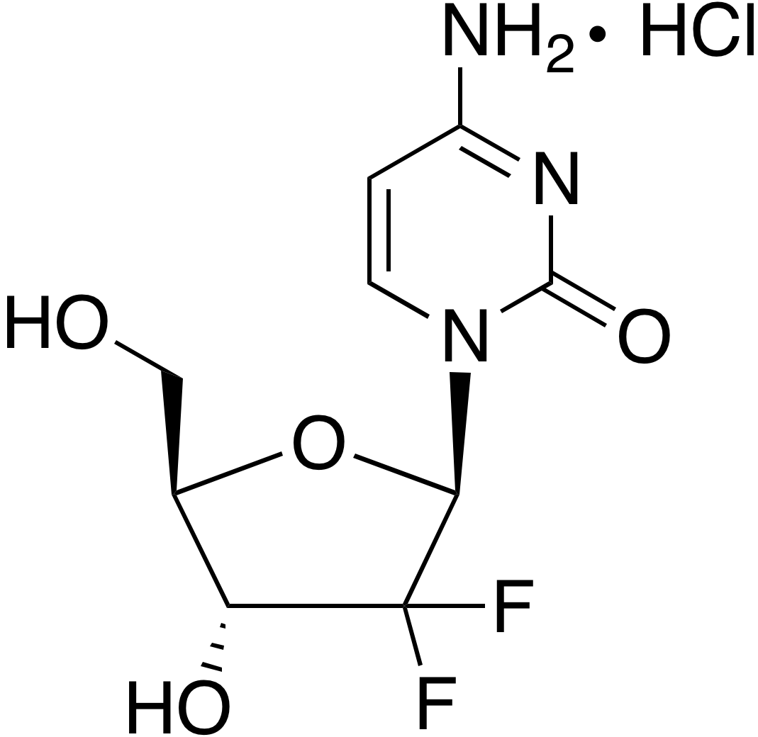 Gemcitabine hydrochloride