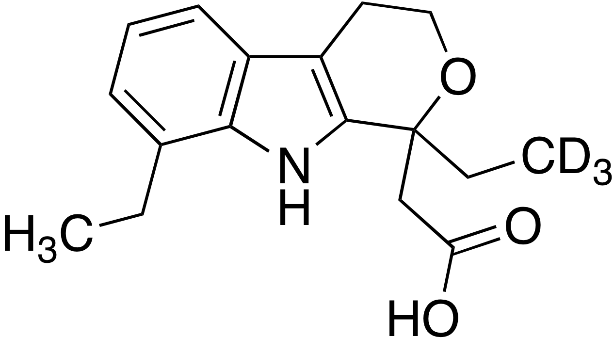 Etodolac-d<sub>3</sub>