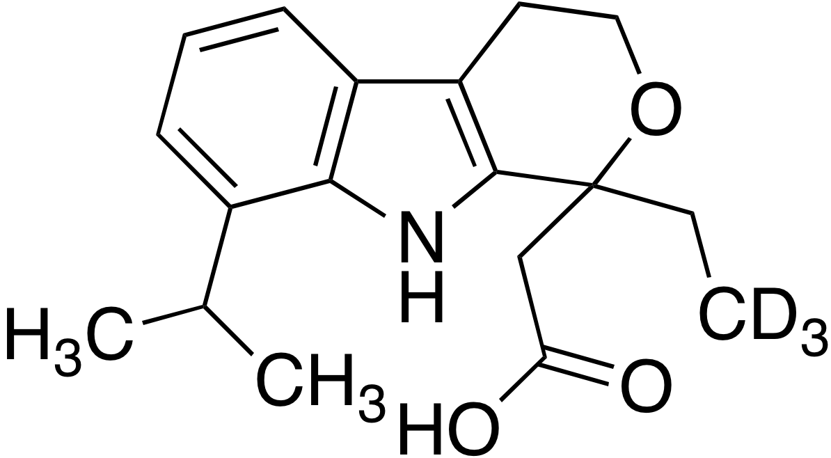 Etodolac-d<sub>3</sub> impurity D