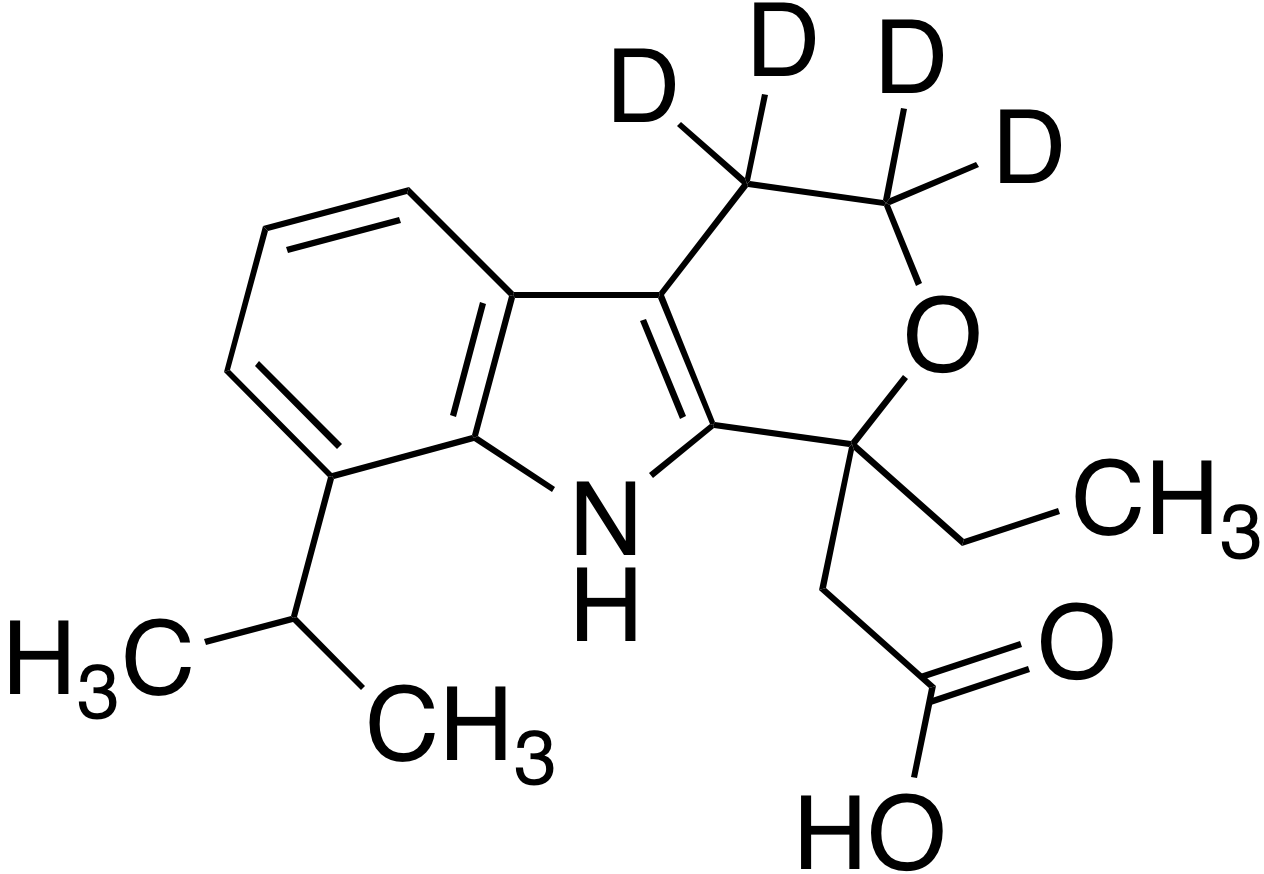 Etodolac-d<sub>4</sub> impurity D