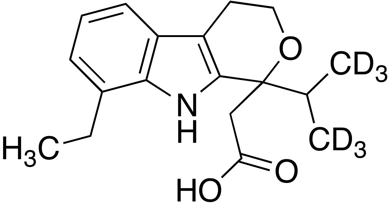 Etodolac-d<sub>6</sub> impurity F